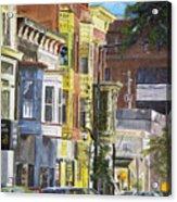 Broad Street Acrylic Print