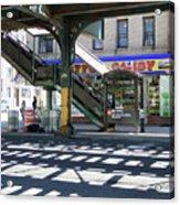 Broadway Bodega Acrylic Print