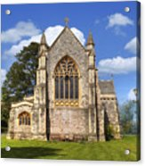 Brockenhurst - Hampshire - Uk Acrylic Print