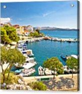 Brodarica Village On Adriatic Sea Acrylic Print