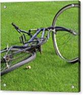 Broken Bike Acrylic Print