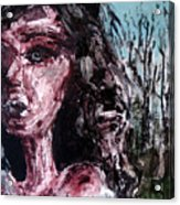 Brontean Heroines Acrylic Print