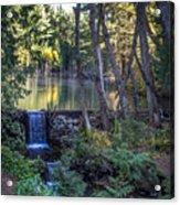 Brook Falls Acrylic Print