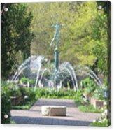 Brookgreen Gardens 3 Acrylic Print