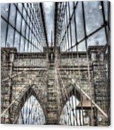 Brooklyn Bound Acrylic Print