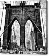 Brooklyn Bridge 2 Acrylic Print