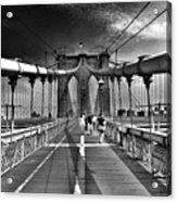 Brooklyn Brige Acrylic Print