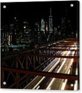 Brooklyn Lights Acrylic Print