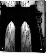 Brooklyn Mist Acrylic Print