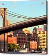 Brooklyn Acrylic Print