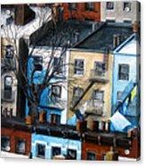 Brooklyn Rooftops Acrylic Print