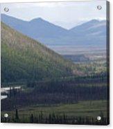 Brooks Range, Alaska Acrylic Print