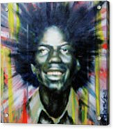 Brother Black... Mcmlxxv Acrylic Print by Brandon Coley