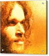 Brotherius V1 - Digital Person Acrylic Print