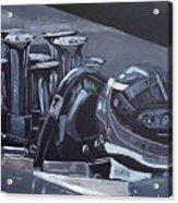 Bruce Mclaren Canam Acrylic Print