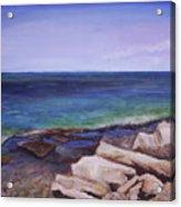 Bruce Peninsula Acrylic Print