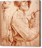 Bruegel: Painter, 1565 Acrylic Print