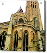 Bruges 15 Acrylic Print