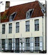Bruges 19 Acrylic Print