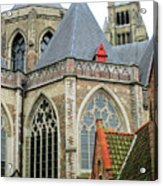 Bruges 26 Acrylic Print