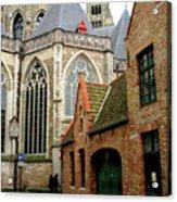 Bruges 27 Acrylic Print