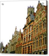 Bruges 37 Acrylic Print