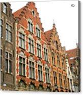 Bruges 38 Acrylic Print