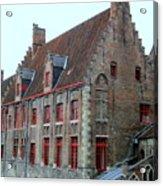 Bruges 5 Acrylic Print