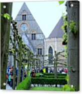Bruges 8 Acrylic Print