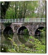 Bruges Bridge 2 Acrylic Print