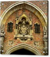 Bruges Detail 9 Acrylic Print