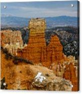Bryce Canyon Series #5 Acrylic Print