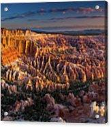 Bryce Canyon Early Morning Acrylic Print