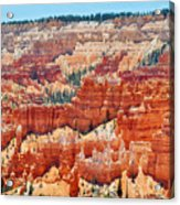 Bryce Canyon Fairyland Point Acrylic Print