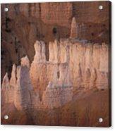 Bryce Canyon Hoodoos Acrylic Print