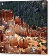 Bryce Canyon  Acrylic Print by Jane Rix