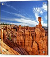 Bryce Canyon Landscape Acrylic Print