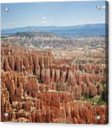 Bryce Canyon National Park 1 Acrylic Print
