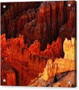 Bryce Canyon Sunrise Acrylic Print