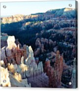 Bryce Canyon Sunset Point Acrylic Print