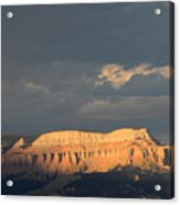 Bryce Canyon Thunderstorm  Acrylic Print