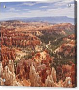 Bryce Canyon, Utah Acrylic Print