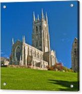 Bryn Athyn Cathedral Pennsylvania Acrylic Print