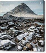 Buachaillie Etive Mor, Glencoe, Scotland Acrylic Print