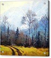 Bubber's Trail Acrylic Print