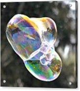 Bubble Fun Acrylic Print