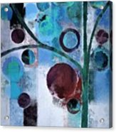 Bubble Tree - 055058167-86a7b2 Acrylic Print