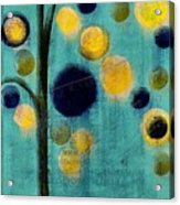 Bubble Tree - 42r1-cb4 Acrylic Print