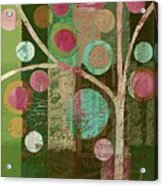 Bubble Tree - 85lc16-j678888 Acrylic Print