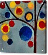 Bubble Tree - Dps02c02f - Left Acrylic Print